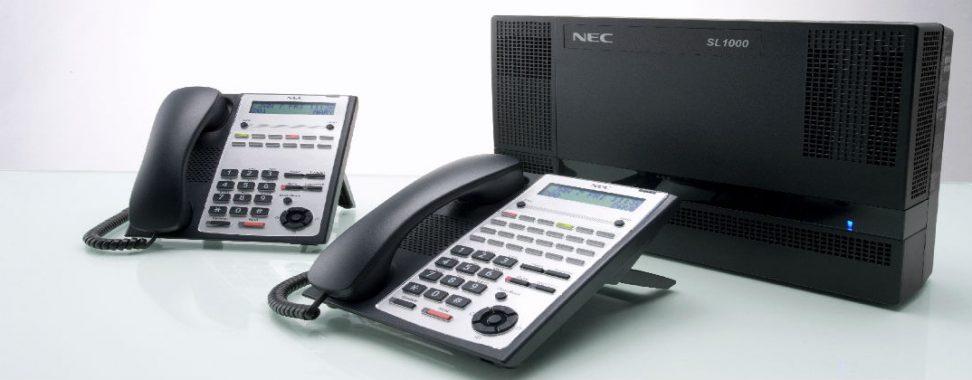 NEC SL1000 IP Communication Server