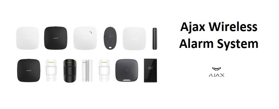 Ajax Wireless Alarm System