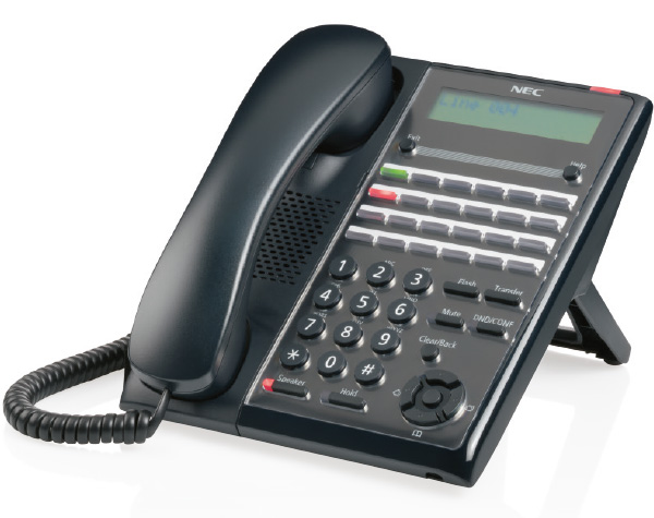 NEC SL2100-24 Button keyphone@tectrolink