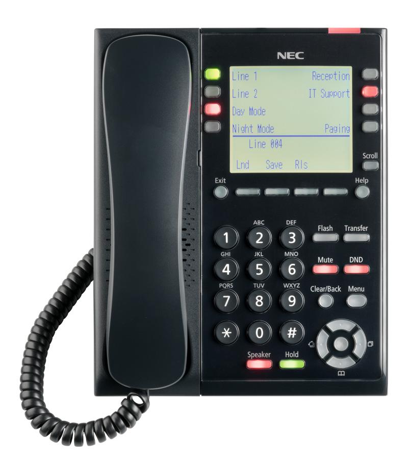 NEC SL2100-IP terminal@tectrolink