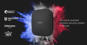 Ajax Wireless Security Alarm System, Ajax